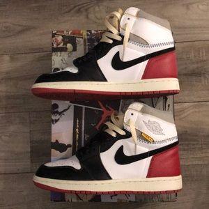 Union Jordan 1s Size 7